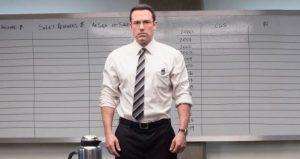 Ben Affleck as an accountant